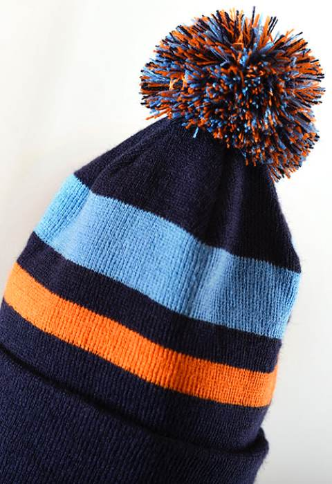 Le Velo Bobble Hat